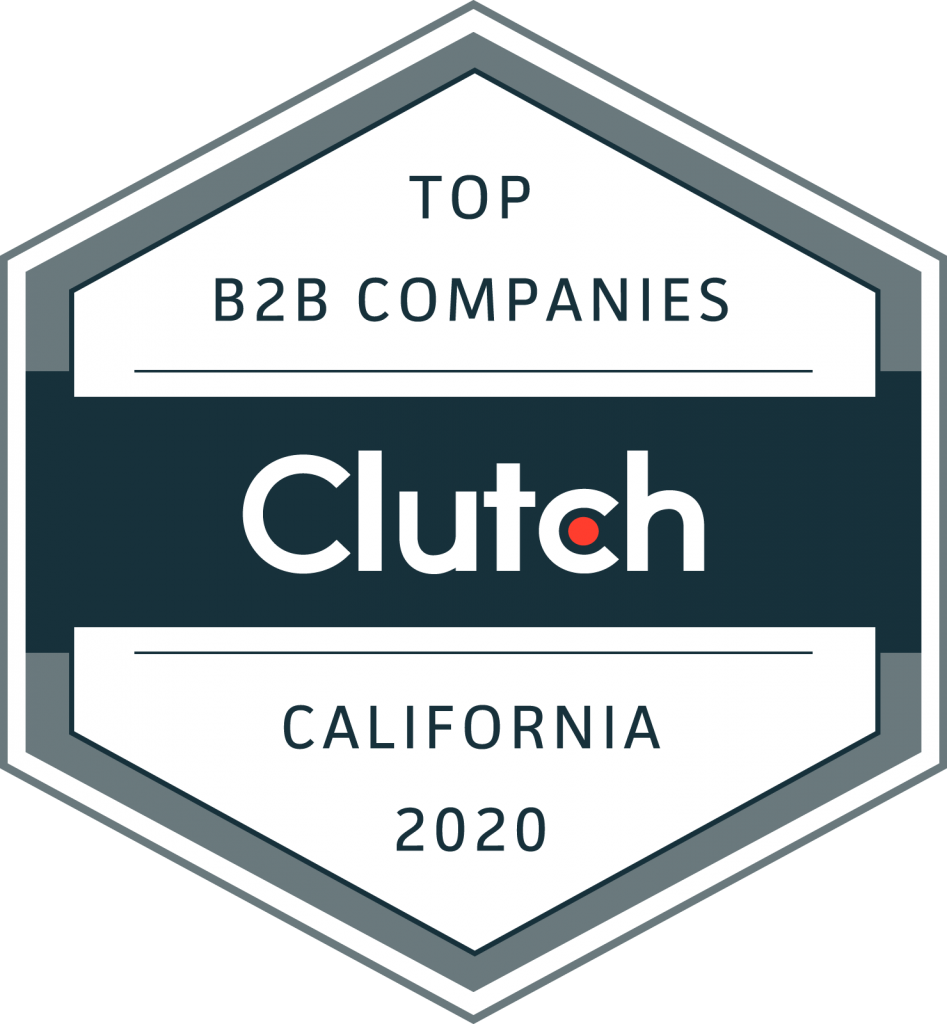 Bynder Group is included in the 2020 B2B Leaders from California report from Clutch.