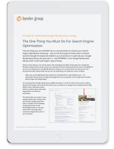 free search engine optimization guide by bynder group