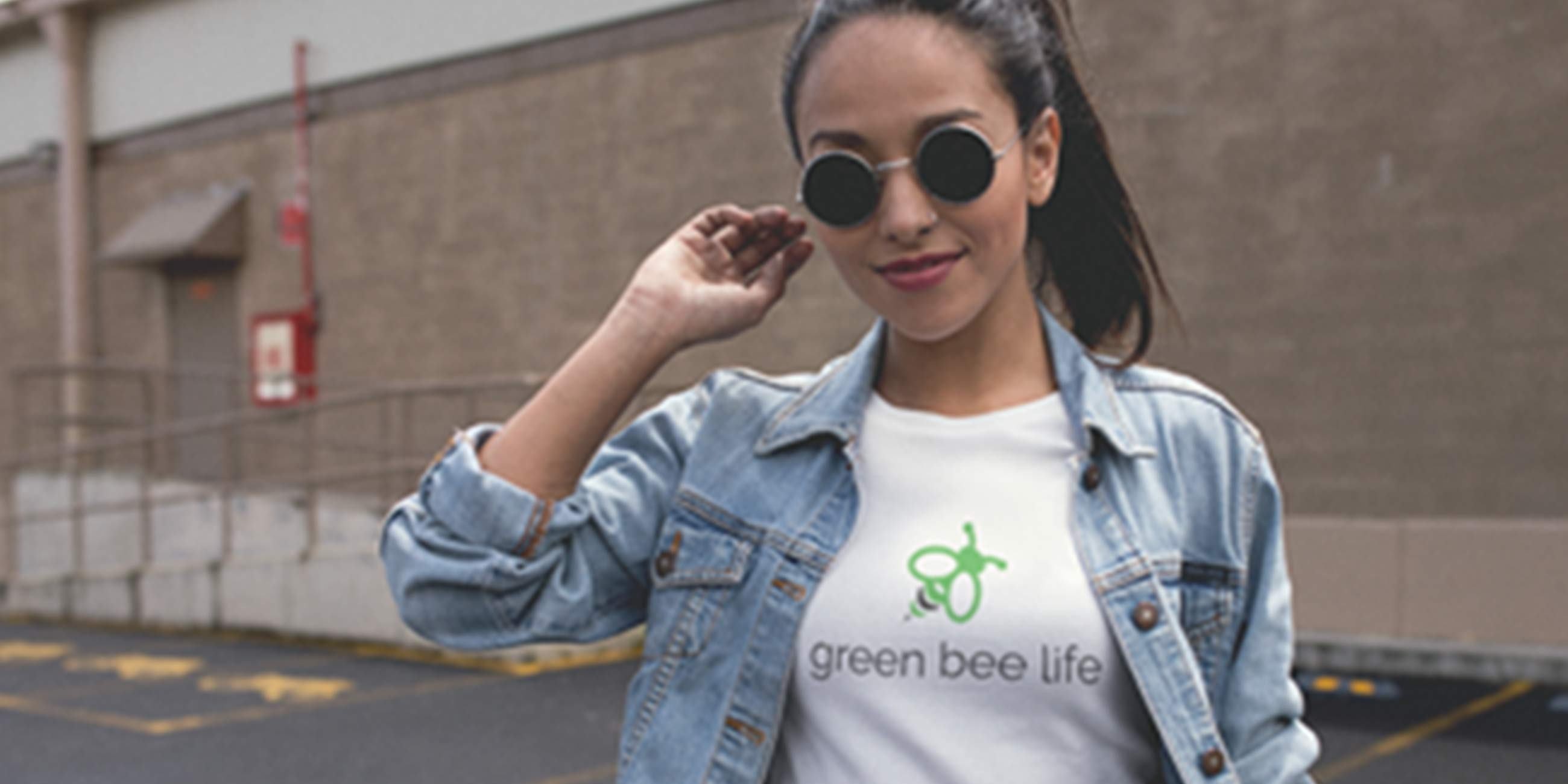 Green Bee Life branding by Bynder Group