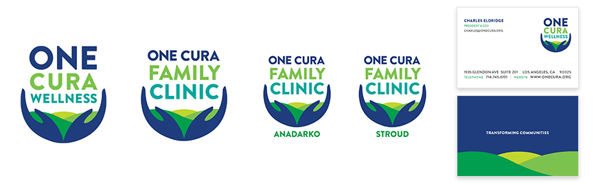 One Cura Wellness Brand Design by Bynder Group
