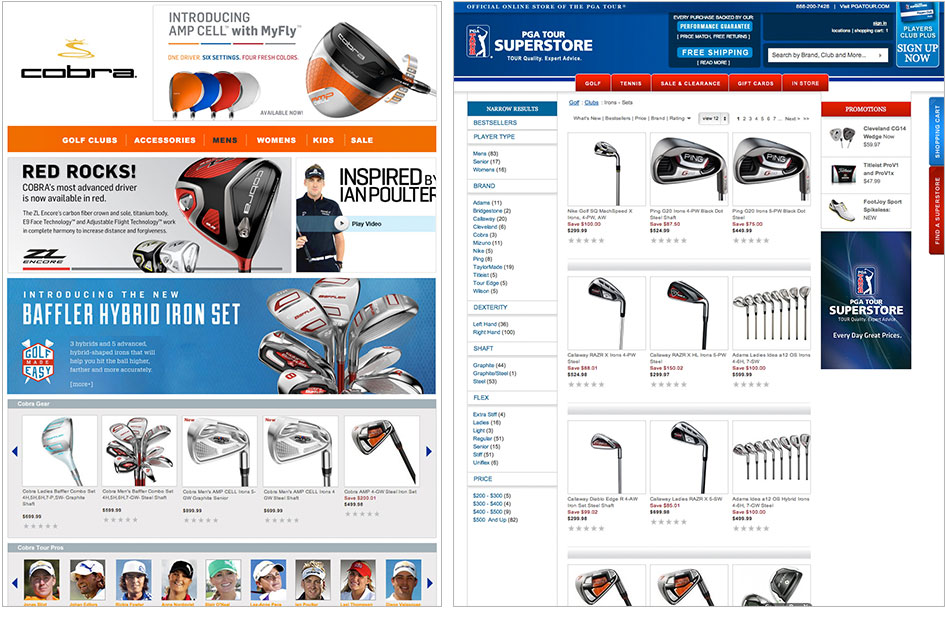 PGA Tour Superstore provides you with golf apparel, gear and more that will help you become a great golf player! If you would like to defeat all of your opponents, then place an order! Use this coupon and get up to 50% price drop on Sale Golf Accessories!
